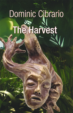 the cover of 'The Harvest'; art by Nick, cover designed by Jon Bolton